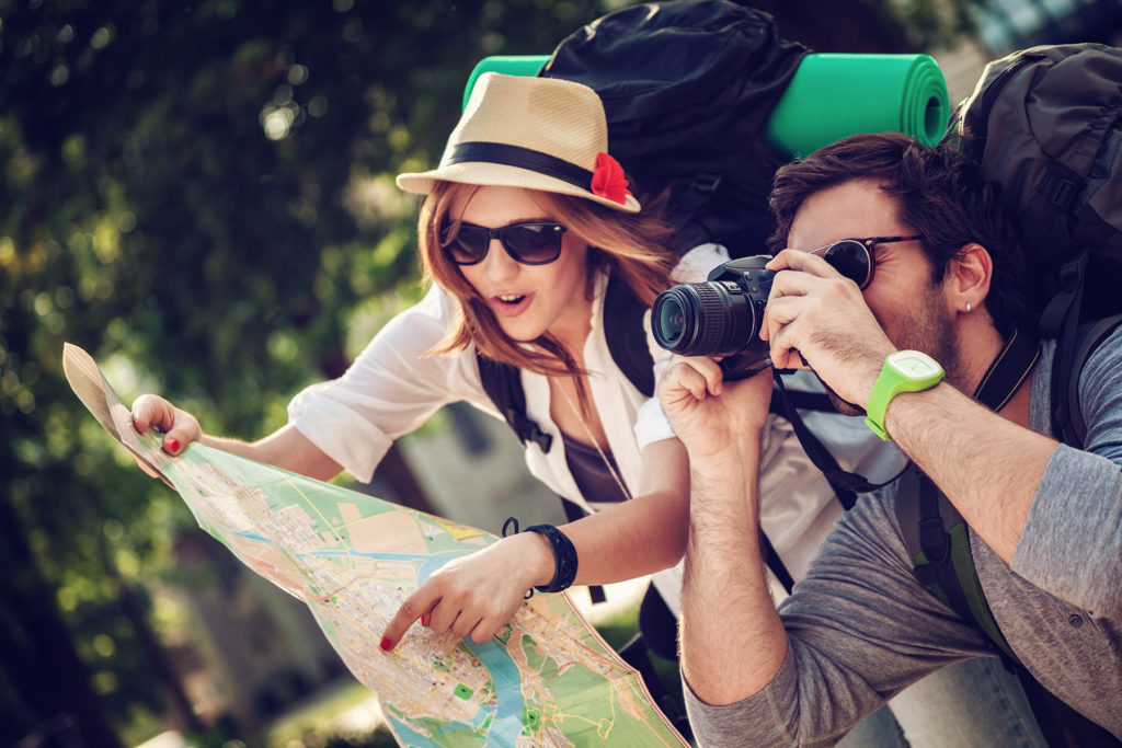 How to travel with paper map Thumbnail