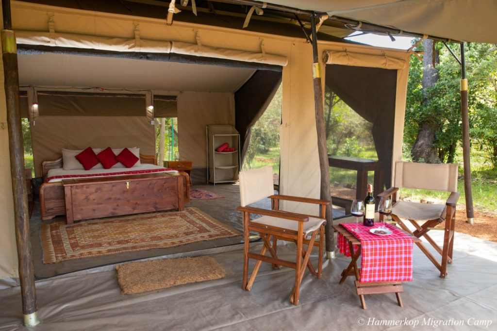Luxury tented camps Thumbnail