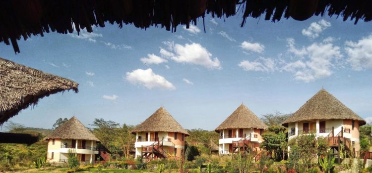 Sirville Lake Elementaita Lodge
